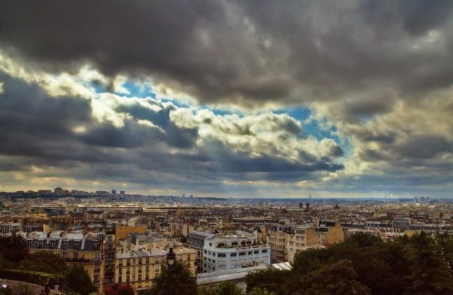 View of Paris from Montmartre | © Jens Mayer/Flickr