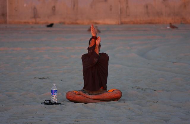 Yoga Master | © Nathan Rupert/Flickr