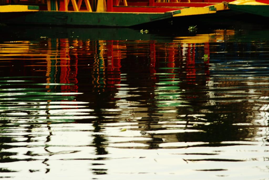 Canals of Xochimilco © Esparta Palma/Flickr