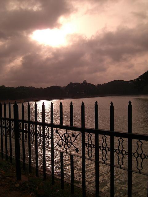 Missing Ulsoor Lake | © Swaminathan/Flickr