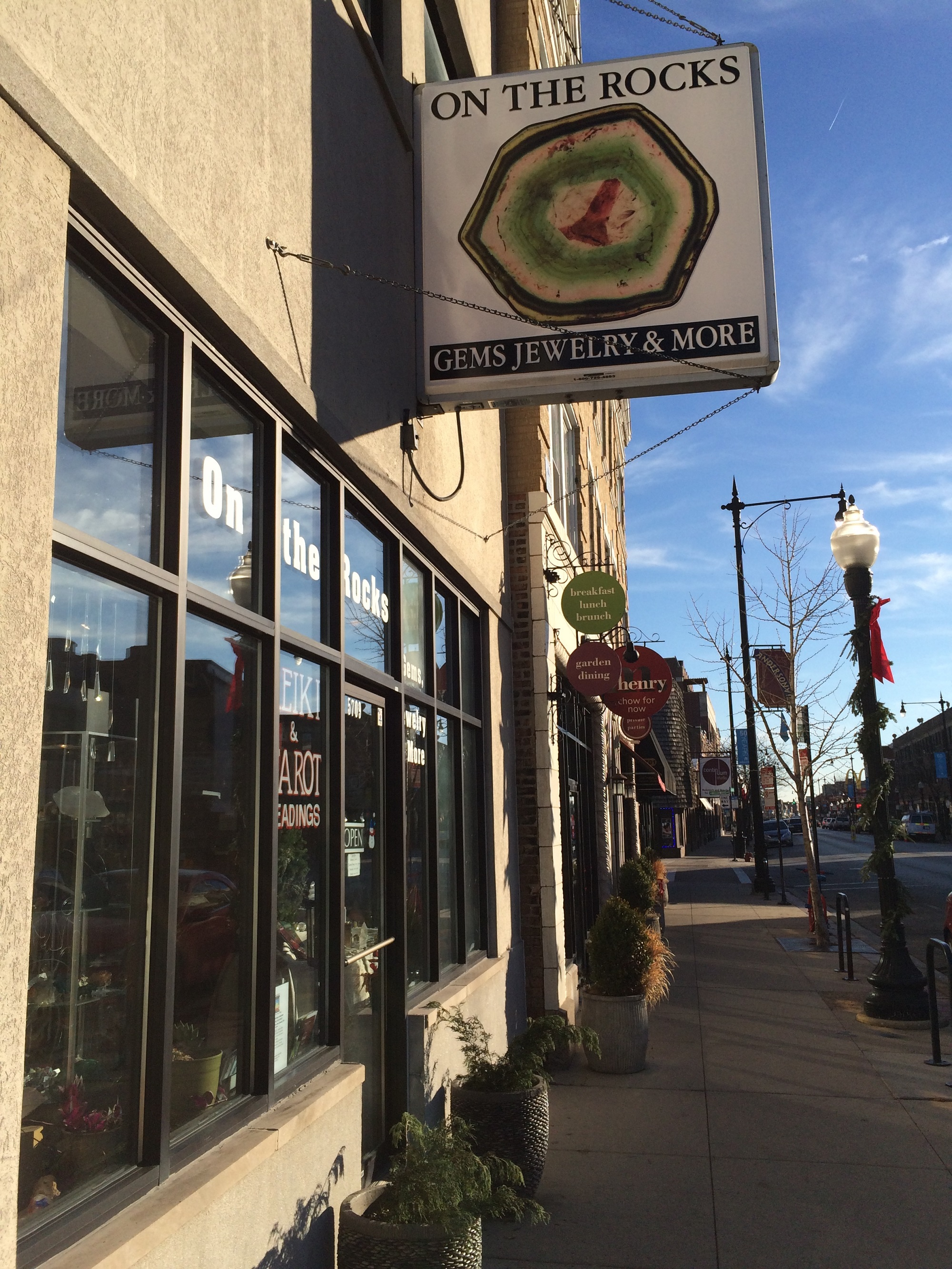 Andersonville Clothing Stores