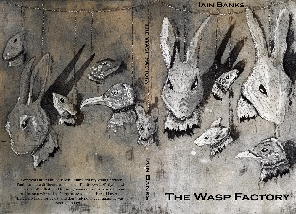 the wasp factory an overview Essays and criticism on iain banks' the wasp factory - critical essays.