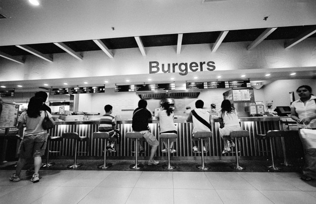 Burgers © Kit Ng/Flickr