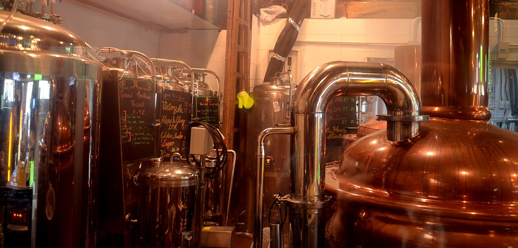 Secret of craft beers | Courtesy of Trafalgar Bar