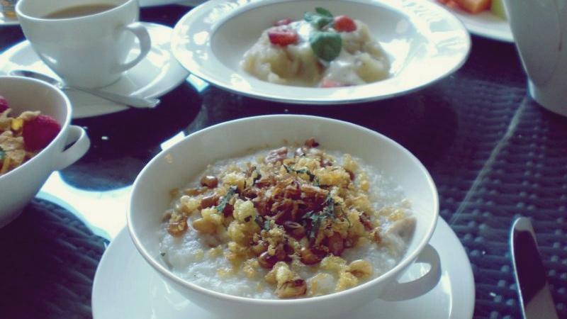 Indonesian Rice Porridge - St. Regis Bali | © Matt_Weibo/Flickr