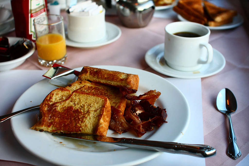 French Toast Breakfast   © Martin Cathrae/Flickr