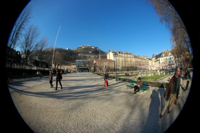 Panorama Grenoble   © Pascal Vuylsteker / Flickr