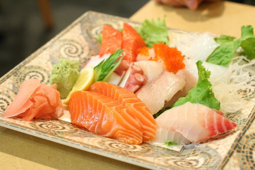 Sashimi © Geoff Peters/Flickr