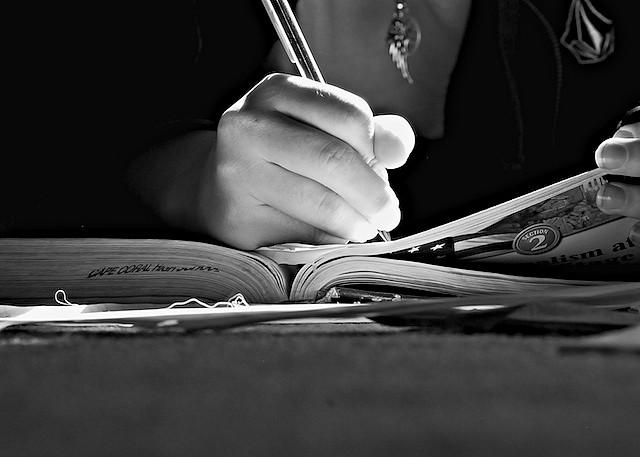 Working Hard   © Bekah/Flickr