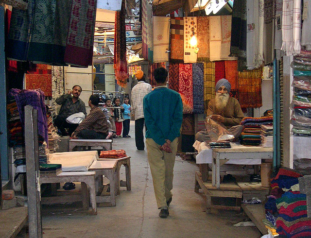 Amritsar bazaar | © jpc.raleigh/Flickr
