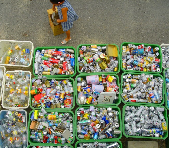 Recycling 7 | ©Timothy Takemoto/Flickr