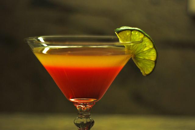 2009 Challenge, Day 45: Cocktail | © gosheshe/Flickr