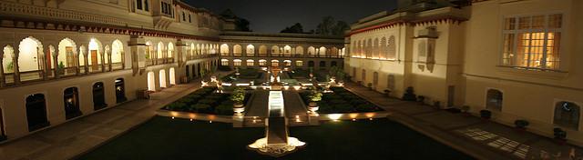 Taj_rambagh_palace | © Deepak/Flickr