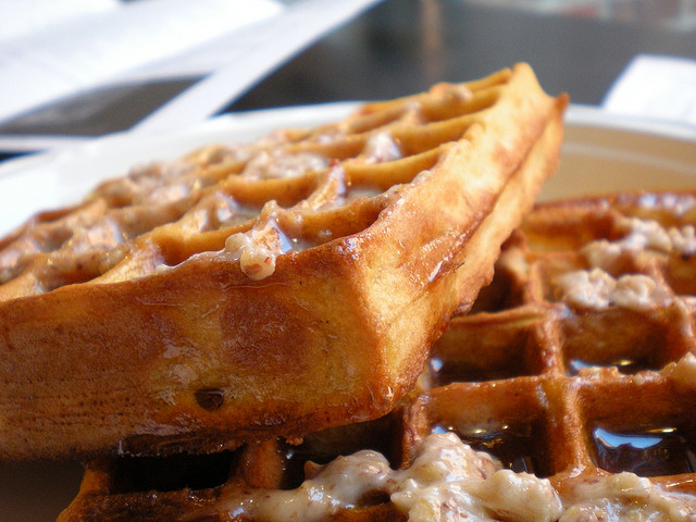 Belgian Waffles| © Mr.TinDC / Flickr