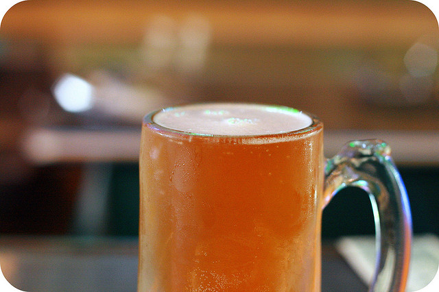Stone India pale ale I © R./Flickr