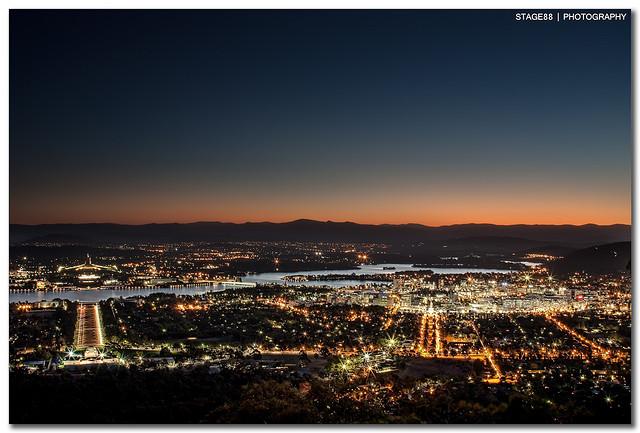 Canberra I © Sam Ilic/Flickr