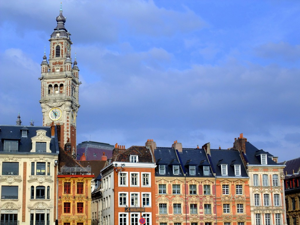 Lille Skyline | © James Cridland/Flickr