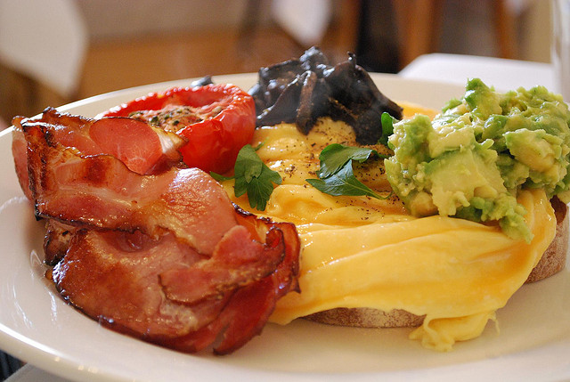 Big Breakfast © Alpha/Flickr
