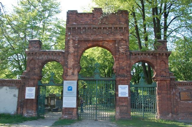 Jewish Lodz Cemetery | © Krzysztof Belczyński/Flickr