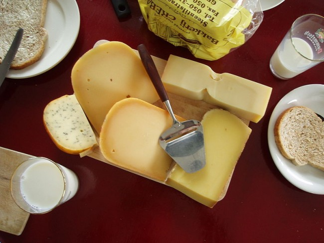 Cheese © Mig Groningen (Wikicommons)