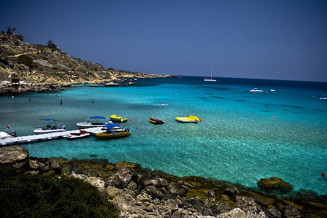 Konnos Bay I © Hany Razi/Flickr