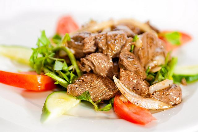 Beef Stir Fry [ © Nick Nguyen|Flickr ]
