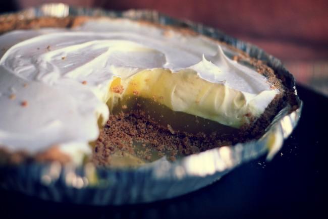 Lemon pie | © Ginny/Flickr