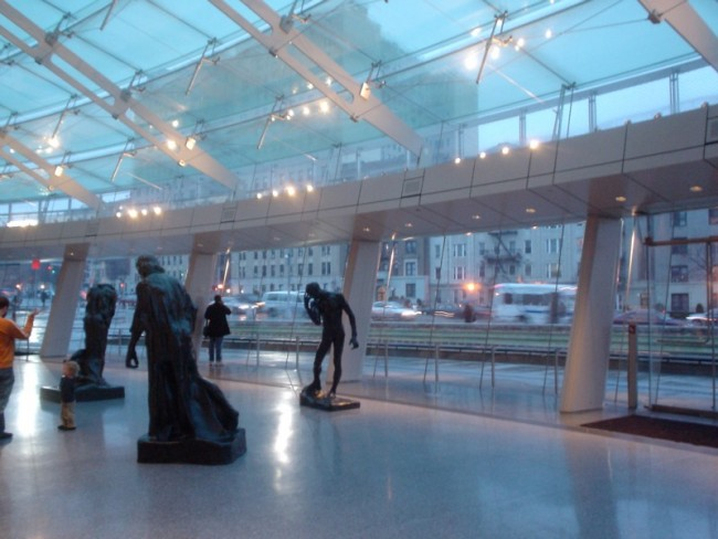 Brooklyn museum after renovation | © perke/Flickr