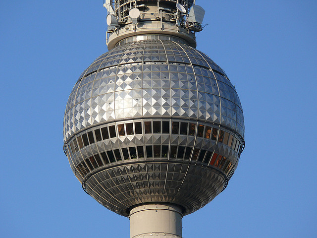 10 things you need to know about berlin 39 s fernsehturm. Black Bedroom Furniture Sets. Home Design Ideas