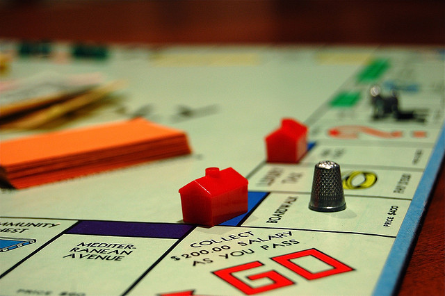 Monopoly © Rich Brooks/Flickr