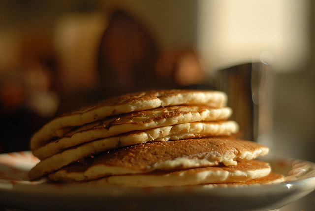 Hot cakes | © Randall Chancellor/flickr