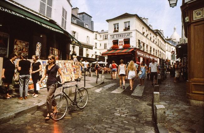Montmartre | © Fabrizio Sciami/Flickr