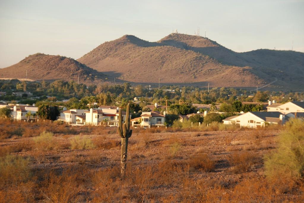 Phoenix, Arizona © Humberto Moreno / Flickr