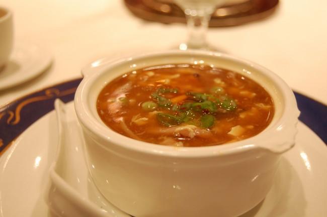 Hot and Sour Soup | © stu_spivack/Flickr