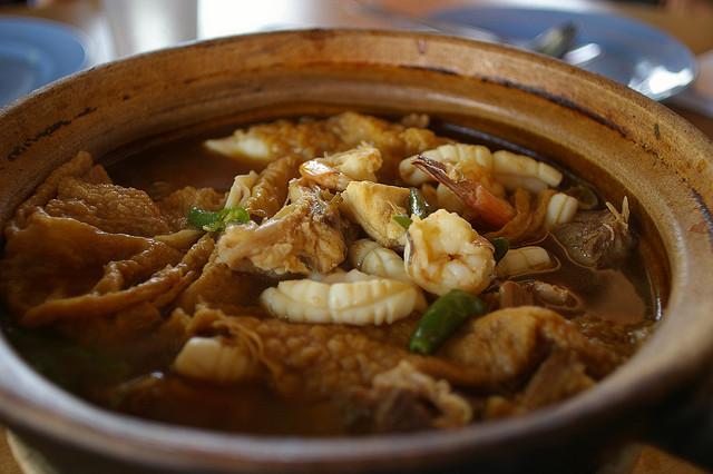 SeaFood Bak Kut Teh | © wormy lau/Flickr