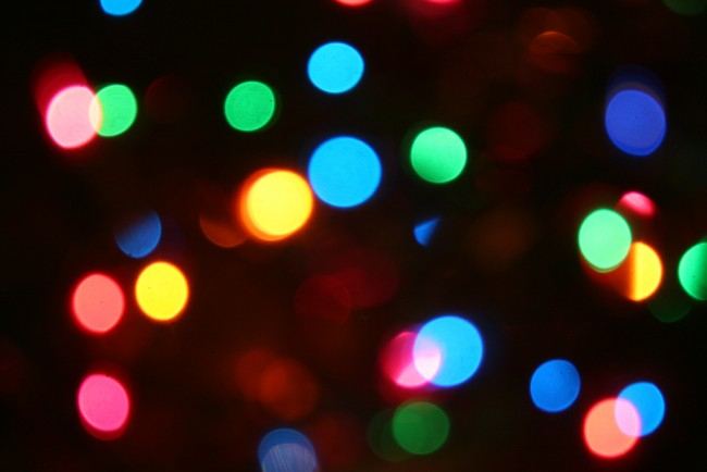 Christmas Lights | © Abigail Batchelder/Flickr</em>