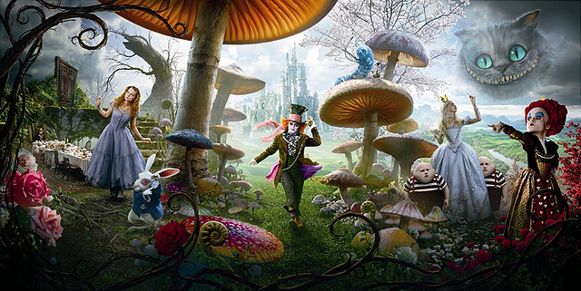 Alice in Wonderland (2010) | © cea+ / Flickr
