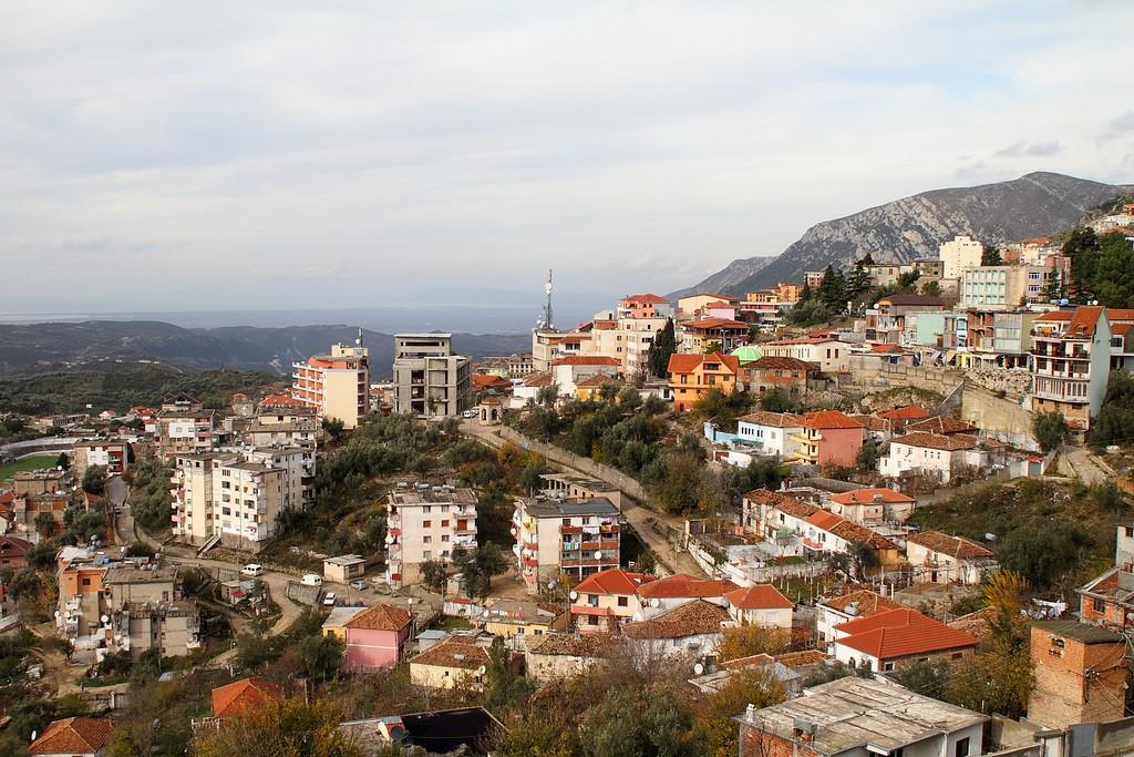 Krujë (Kruja), Albania © spaztacular