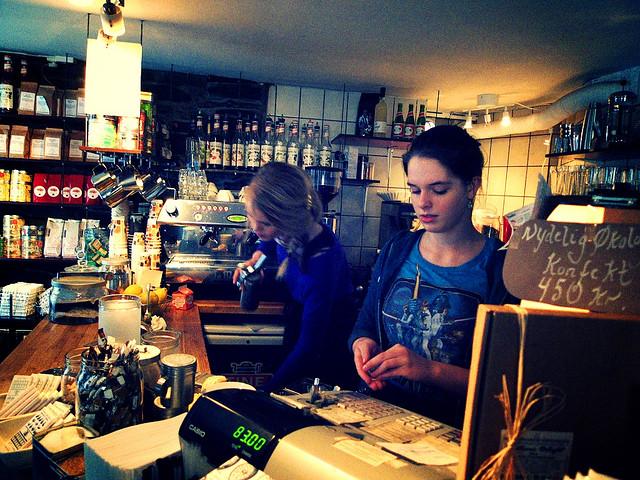 Det Lille Kaffekompaniet | © Jon Kristian Bernhardsen/Flickr