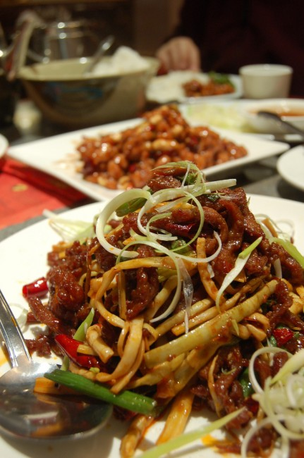 Bamboo w/ Beef [Sichuan Gourmet] | © snowpea&bokchoi/Flickr