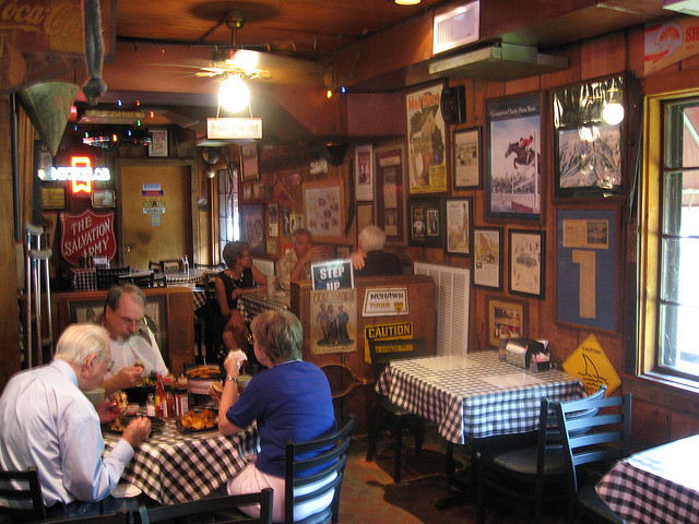 G-Town Dining Room | © SouthernFoodwaysAlliance/Flickr