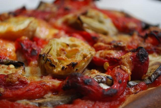 Tony's Special pizza - close-up © Alpha/Flickr