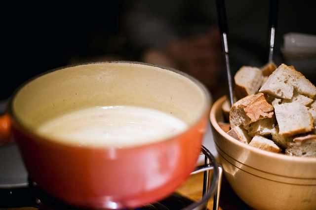 Fondue @Chasalp | © Flickr