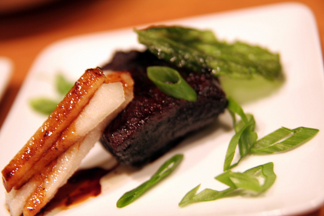 Slow cooked Pork Belly [ © Kyle Strickland|Flickr ]