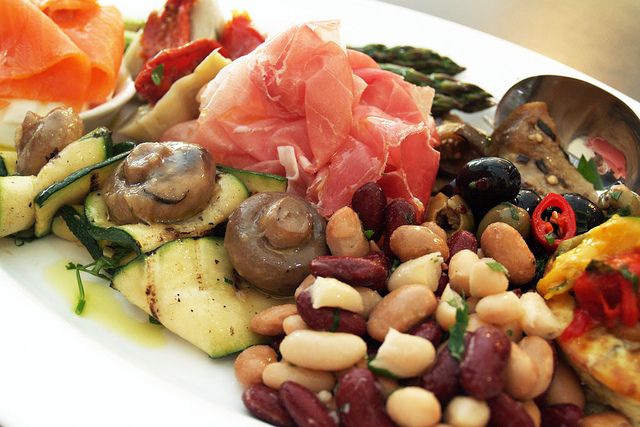 Antipasti at Bukit Timah I © Richard Lee/ Flickr