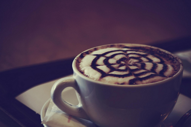 Cappucino [ © Ana C./Flickr ]