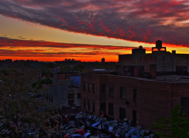brooklyn dawn | © Jim/Flickr
