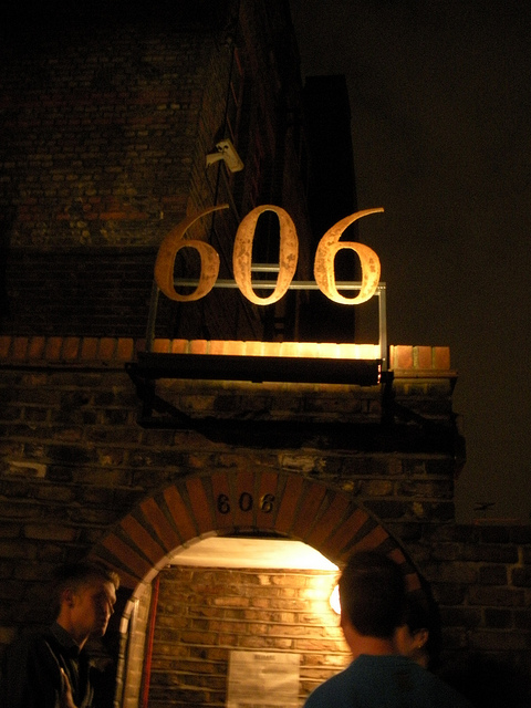 The 606 Club | © Sara Grafstrom / Flickr