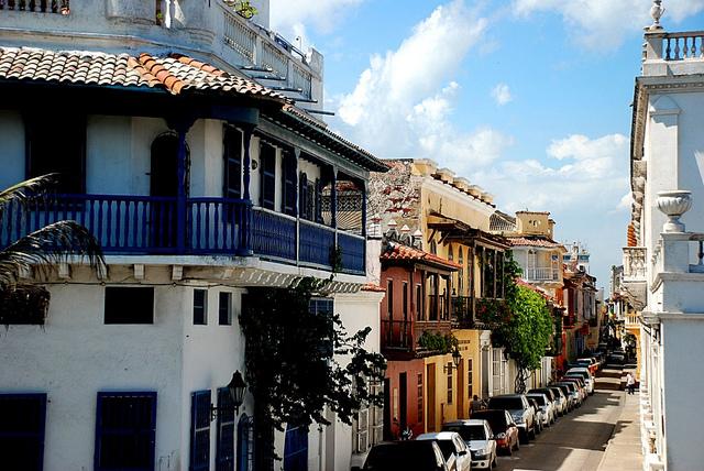 Cartagena Old Town | © Justin Sovich/Flickr