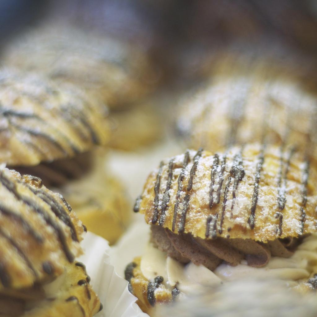 German Pastries ©Benjamin Thompson